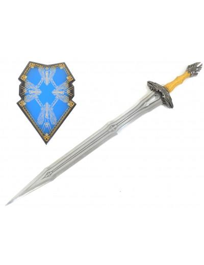 Epée de Thorin écu de chêne