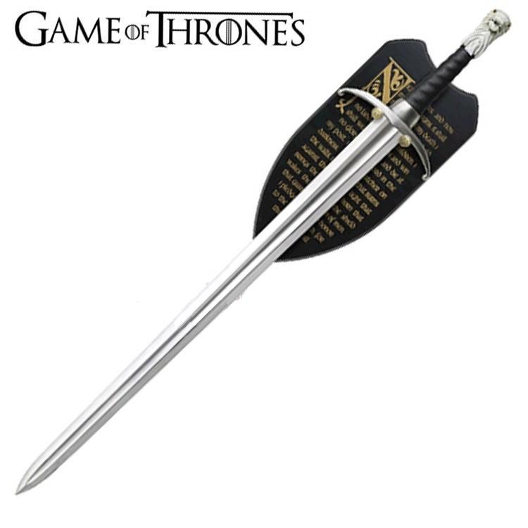 Epée de Jon Snow - Le serment