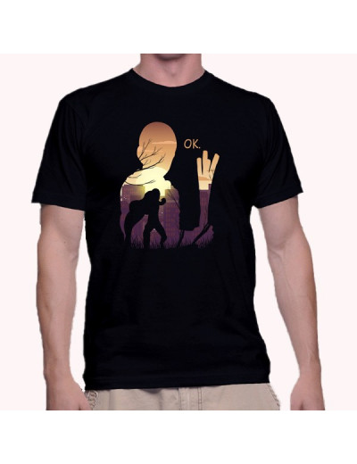 T Shirt The Strongest Man - One Punch Man
