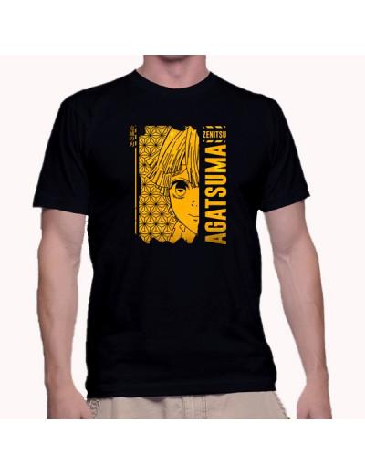 T Shirt Zenitsu Agatsuma - Demon Slayer