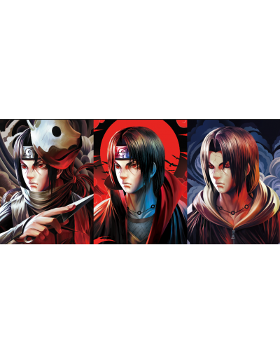 Cadre Naruto 3D
