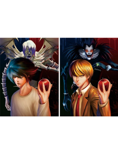 Cadre Death Note 3D