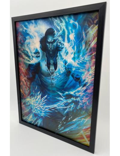Cadre Demon Slayer 3D -...