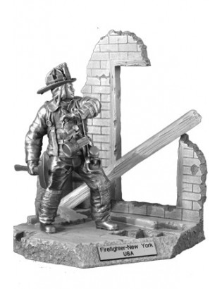 USA-FIREFIGHTER N°18