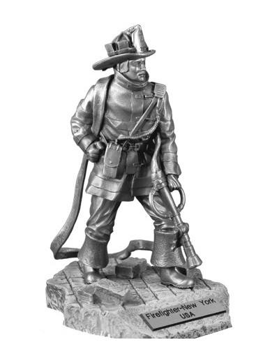 USA-FIREFIGHTER N°2