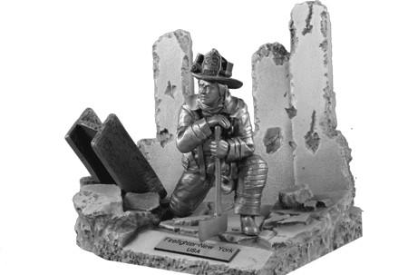 USA-FIREFIGHTER N°33