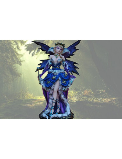 Fée reine de la forêt