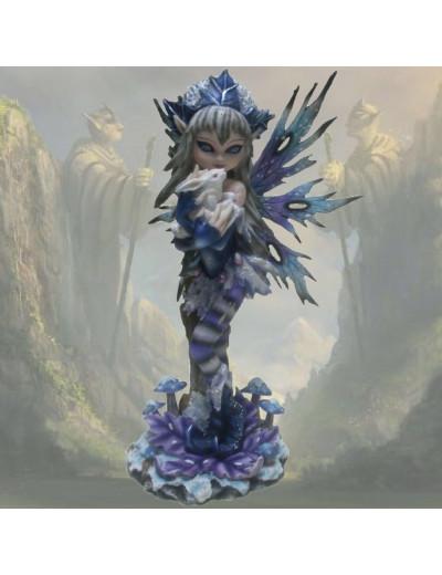 Fée princesse des neiges