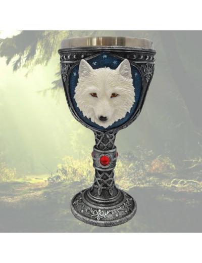 Calice à Tête de Loup