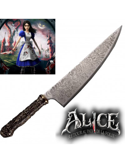 Ouvre-Lettre Alice Madness