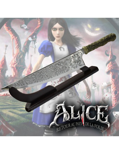 Couteau Alice Madness