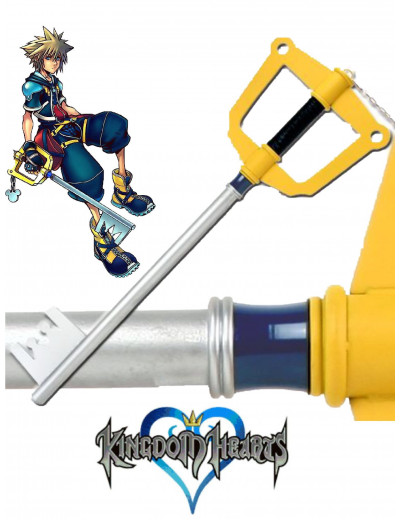 Keyblade de Sora Kingdom Hearts