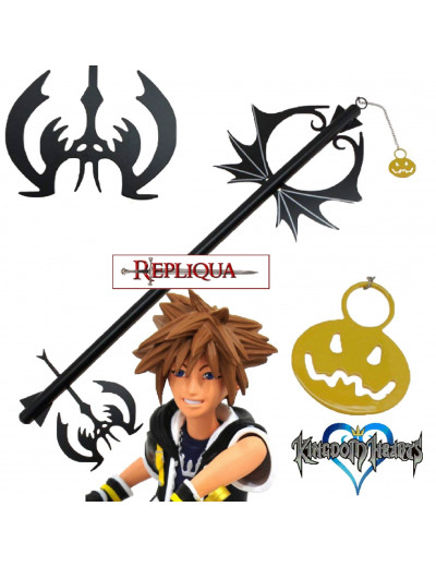 Keyblade Sora Pumkin - Kingdom Hearts