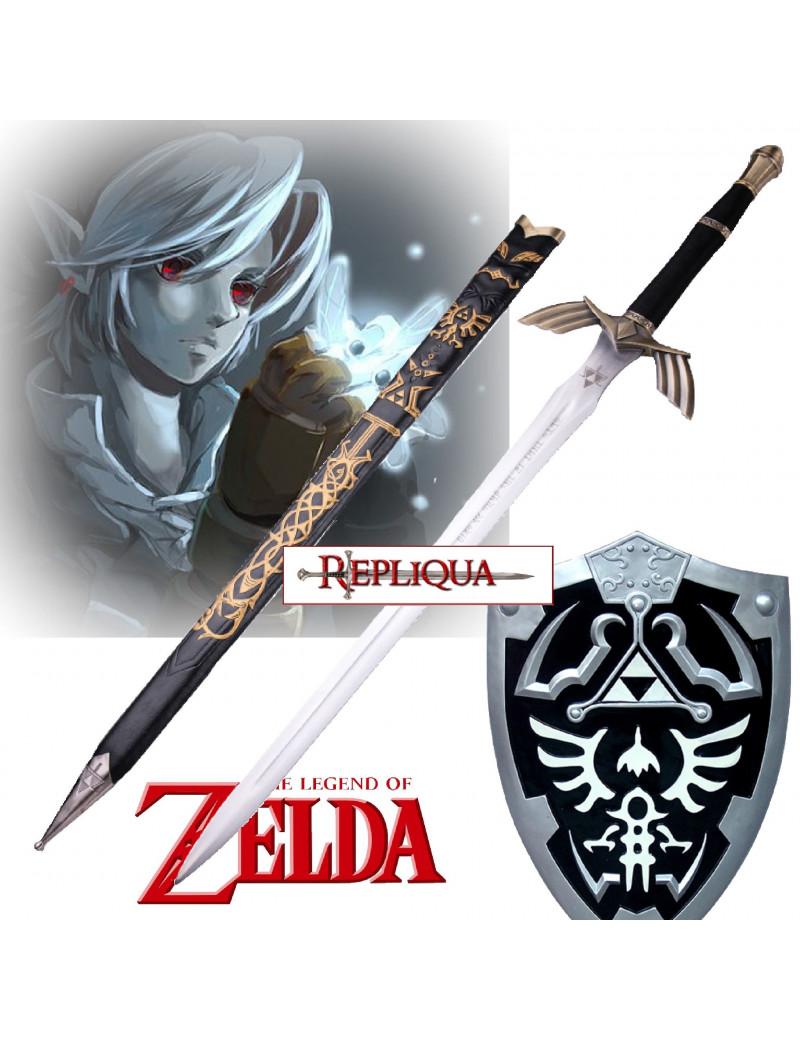 Lot Épée et Bouclier Dark Link