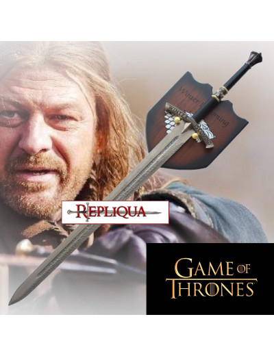 Épée Lame Noire Eddard Stark - Game Of Thrones