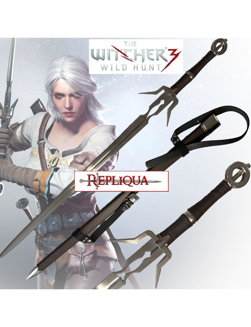 Épée Ciri Marron - The Witcher 3