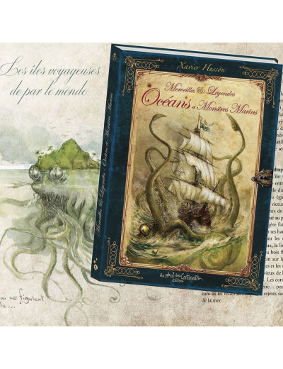 Océans Et Monstres Marins