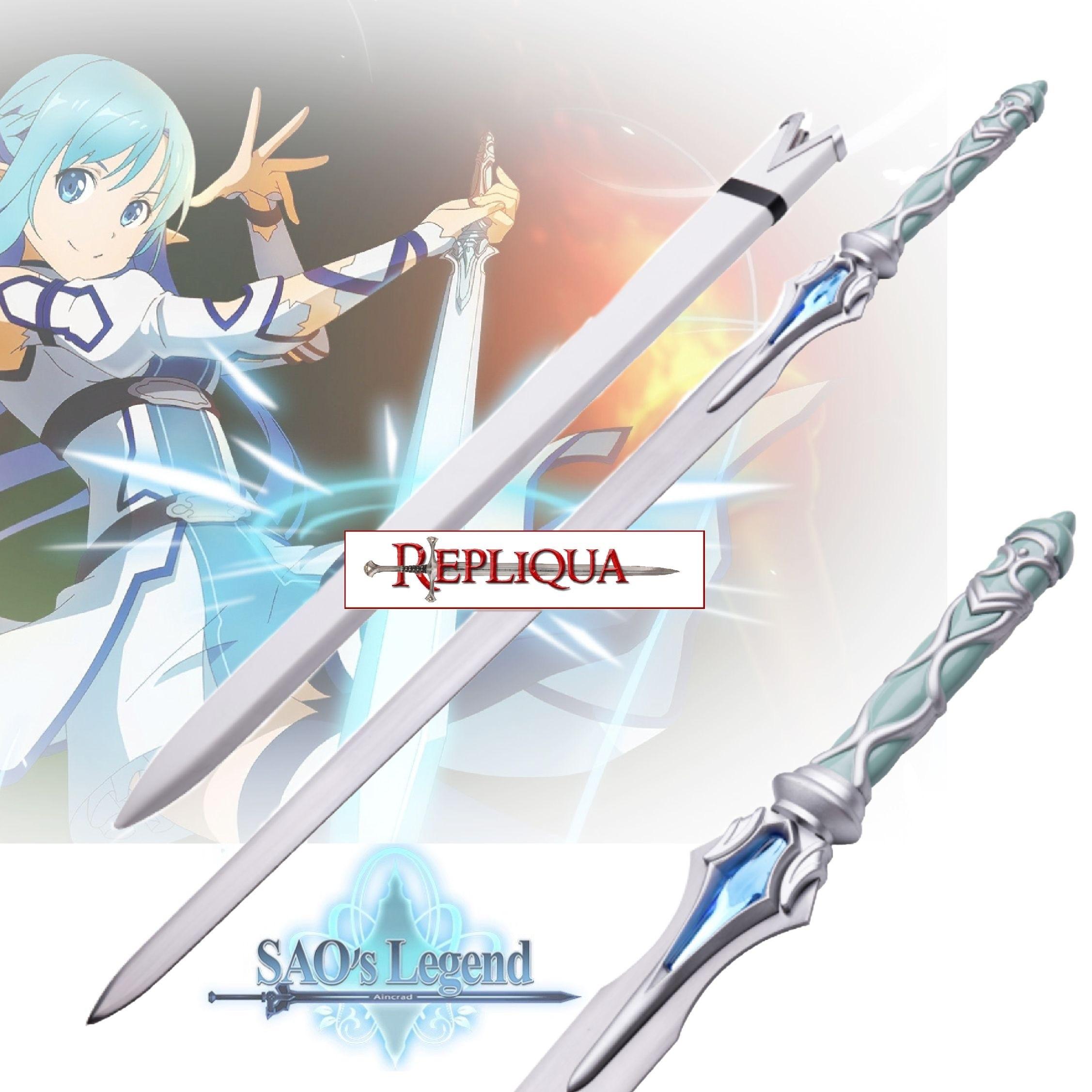 Épée New Asuna avec Ornement - Sword Art Online
